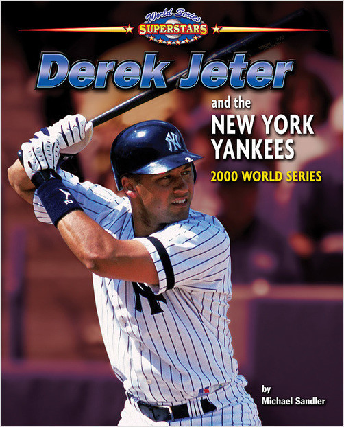 Cover: Derek Jeter and the New York Yankees