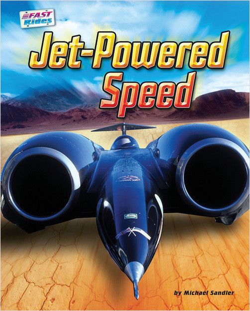 Cover: Jet-Powered Speed