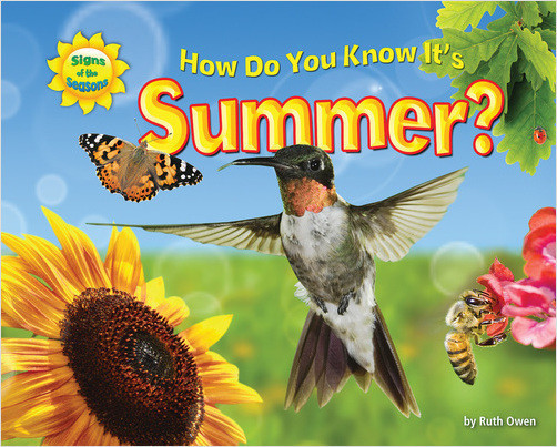 Cover: How Do You Know It's Summer?