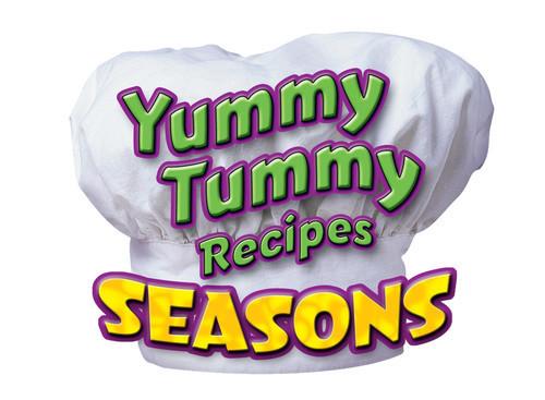 Cover: Yummy Tummy Recipes: Seasons