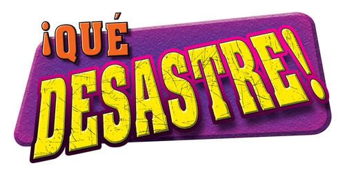 Cover: ¡Qué desastre! (It's a Disaster!)