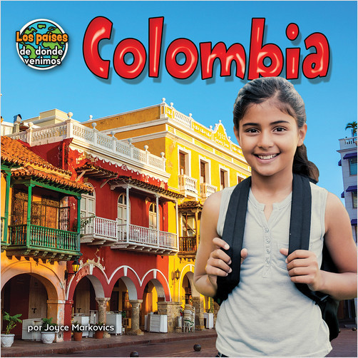 Cover: Colombia (Colombia)