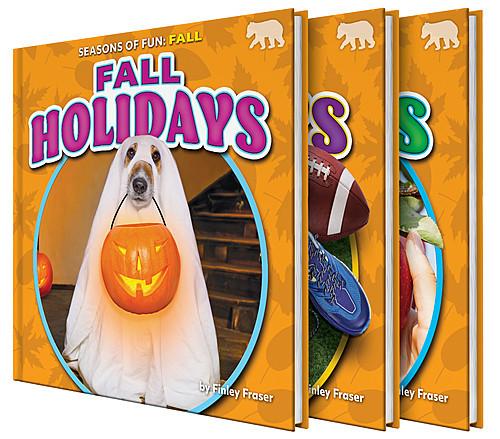 Cover: Seasons of Fun: Fall
