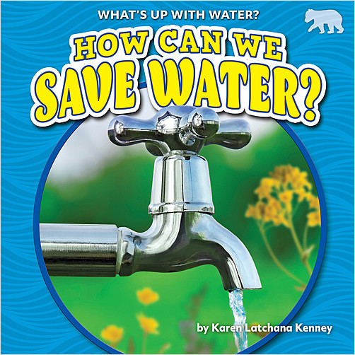 Cover: How Can We Save Water?