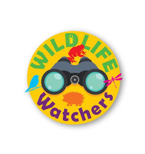 Cover: Wildlife Watchers