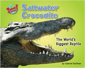 Cover: Saltwater Crocodile