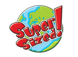Cover: SuperSized!