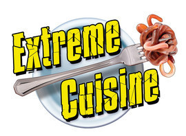 Cover: Extreme Cuisine