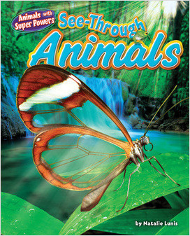 Cover: See-Through Animals
