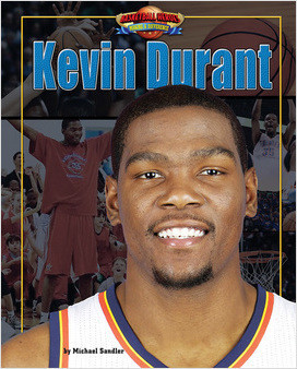 Cover: Kevin Durant