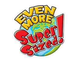 Cover: Even More SuperSized!