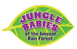 Cover: Jungle Babies of the Amazon Rain Forest