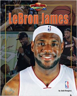 Cover: Lebron James