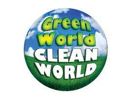 Cover: Green World, Clean World