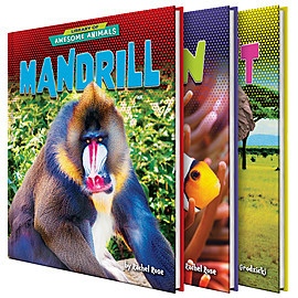 Cover: Library of Awesome Animals Set Two