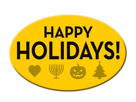 Cover: Happy Holidays!