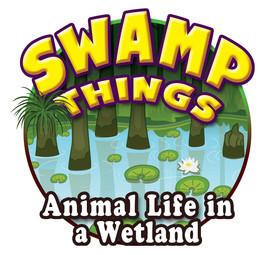 Cover: Swamp Things