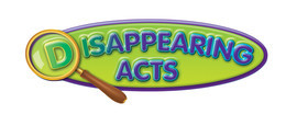 Cover: Disappearing Acts