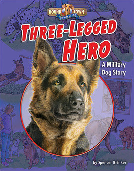 Cover: Three-Legged Hero