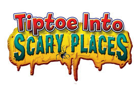 Cover: Tiptoe Into Scary Places Set One