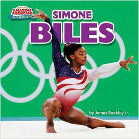 Cover: Simone Biles