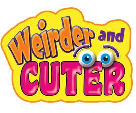 Cover: Weirder and Cuter