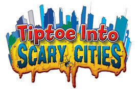Cover: Tiptoe into Scary Cities