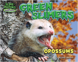 Cover: Green Slimers
