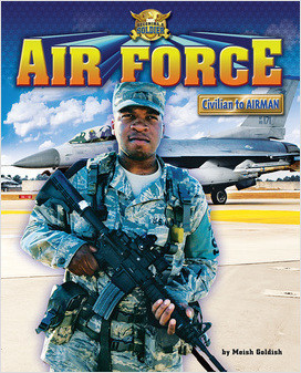 Cover: Air Force