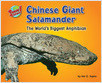 Cover: Chinese Giant Salamander