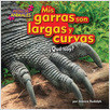 Cover: Mis garras son largas y curvas (My Claws Are Large and Curved)