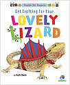 Cover: Get Crafting for Your Lovely Lizard