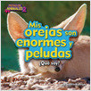 Cover: Mis orejas son enormes y peludas (My Ears Are Huge and Fuzzy)