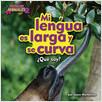 Cover: Mi lengua es larga y curva (My Tongue Is Long and Curves)