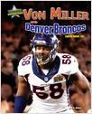 Cover: Von Miller and the Denver Broncos