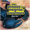 Cover: Mis pinzas son negras y enormes (My Claws Are Huge and Black)