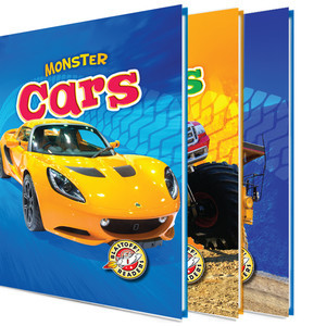 Cover: Monster Machines