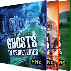 Cover: Ghost Stories
