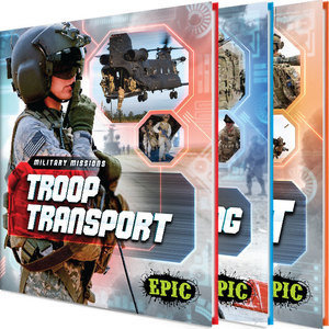 Cover: Military Missions