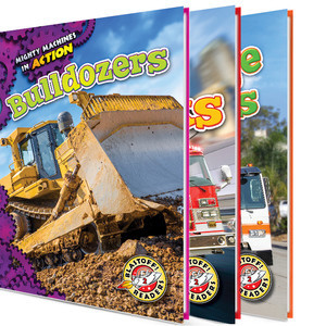 Cover: Mighty Machines in Action