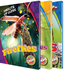Cover: Insects Up Close