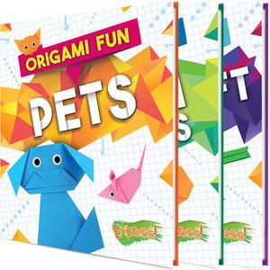 Cover: Origami Fun