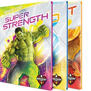 Cover: Superhero Science