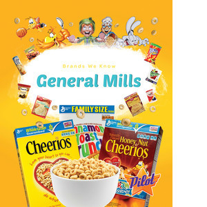 Cover: General Mills