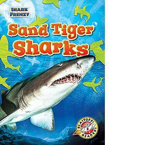 Cover: Sand Tiger Sharks