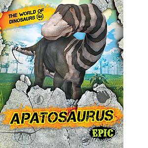 Cover: Apatosaurus