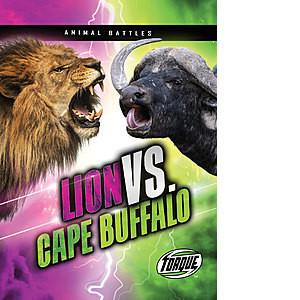 Cover: Lion vs. Cape Buffalo