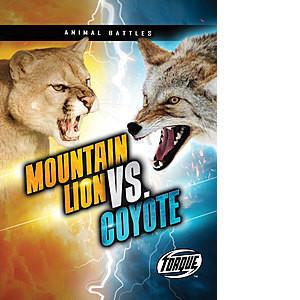 Cover: Mountain Lion vs. Coyote