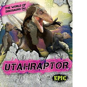 Cover: Utahraptor