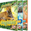 Cover: Animals of the Rain Forest